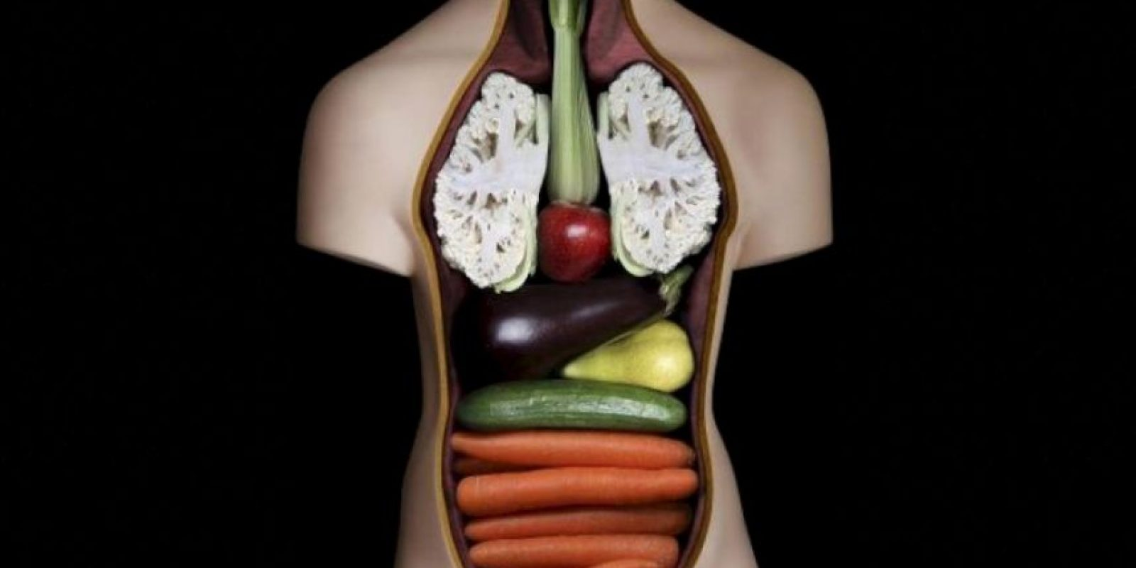 """""""Los vegetarianos indicaron que podrían tener una peor condición física, más restricciones de salud y un incremento en sus alergias; Foto:Tumblr"""