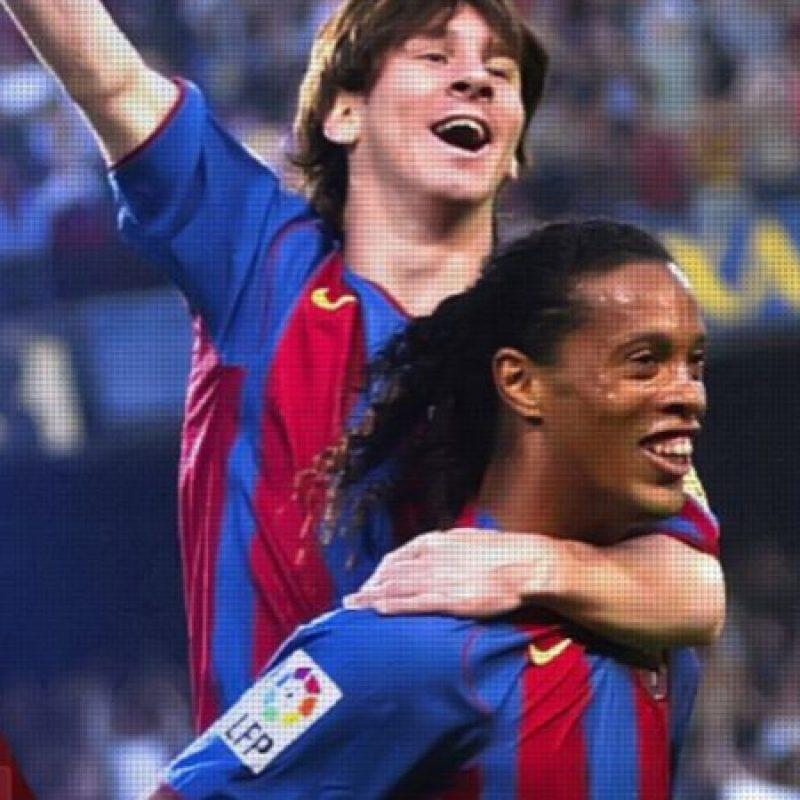 Mantiene una relación cercana con Lionel Messi Foto:Vía instagram