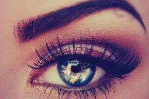 La típica ceja perfecta Foto:Tumblr