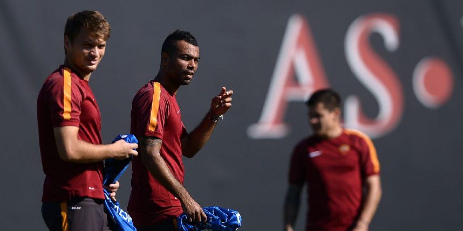 Cole será rival de Frank Lampard. Foto:AFP