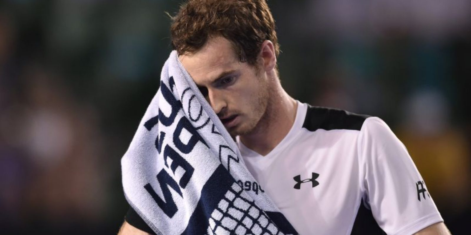 Un intenso partido vivió Andy Murray ante David Ferrer. Foto: AFP