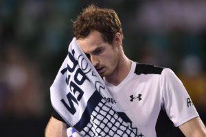 Un intenso partido vivió Andy Murray ante David Ferrer. Foto:AFP