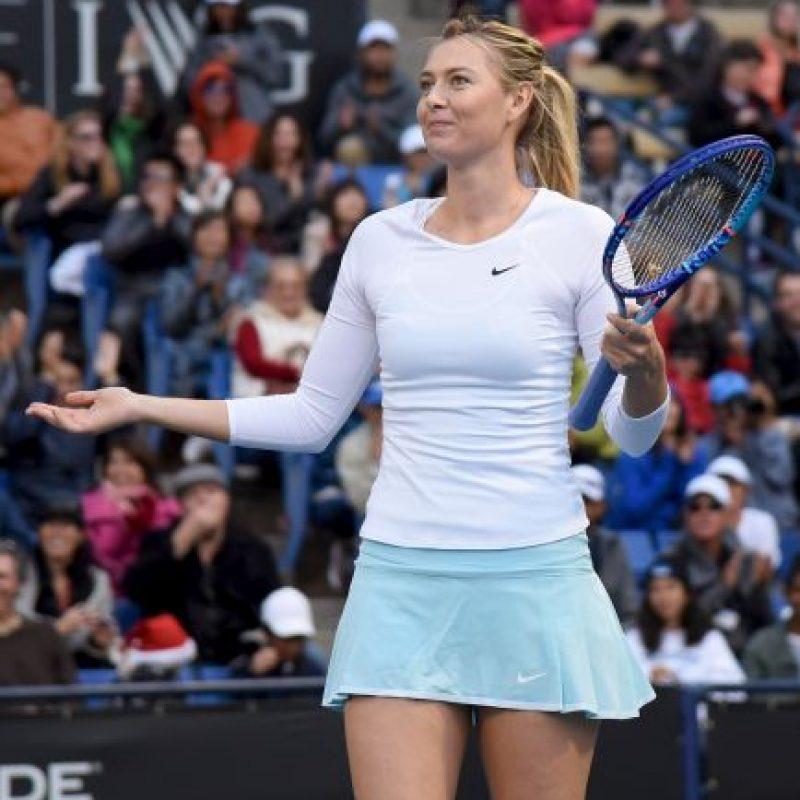 No ha sido un buen inicio de año para la tenista rusa Foto:Getty Images