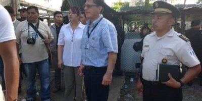 """Director de Presidios renuncia por """"motivos personales"""""""