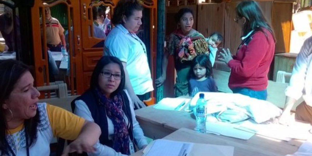 El Renap atiende a 50 niños que carecen de identidad en La Terminal