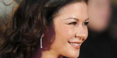 El cautivador look de Catherine Zeta-Jones