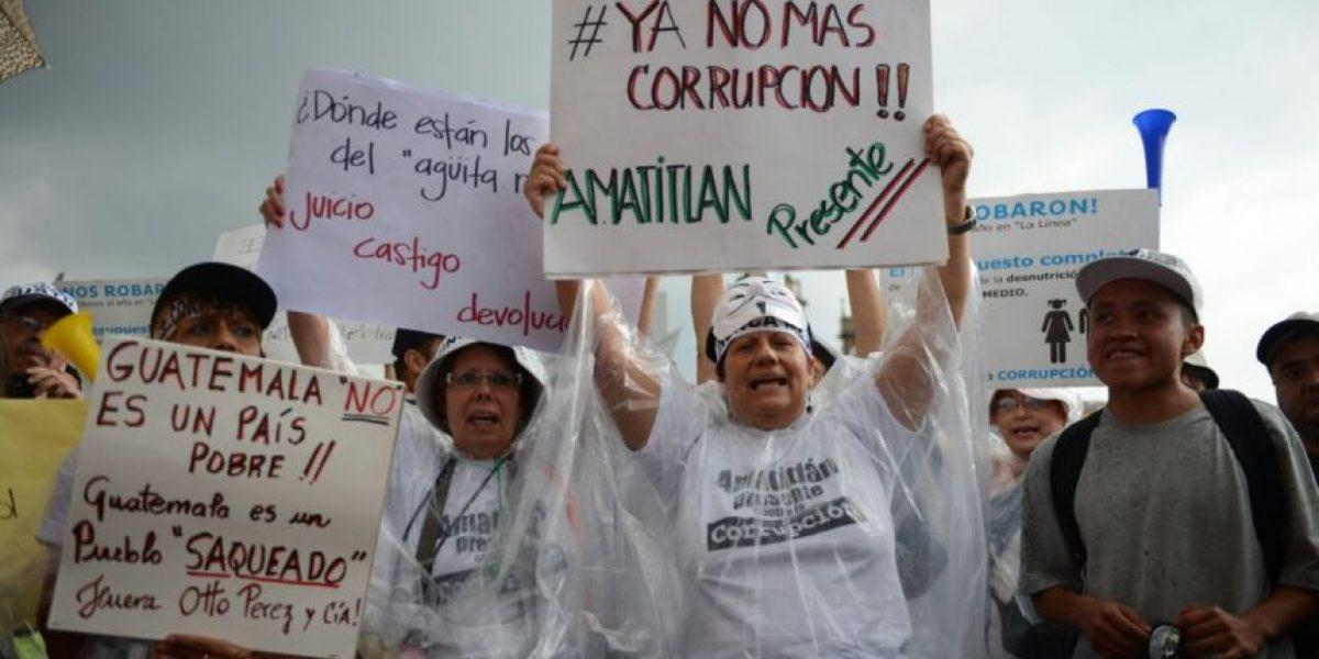 Guatemala entre los cinco países más corruptos, según informe