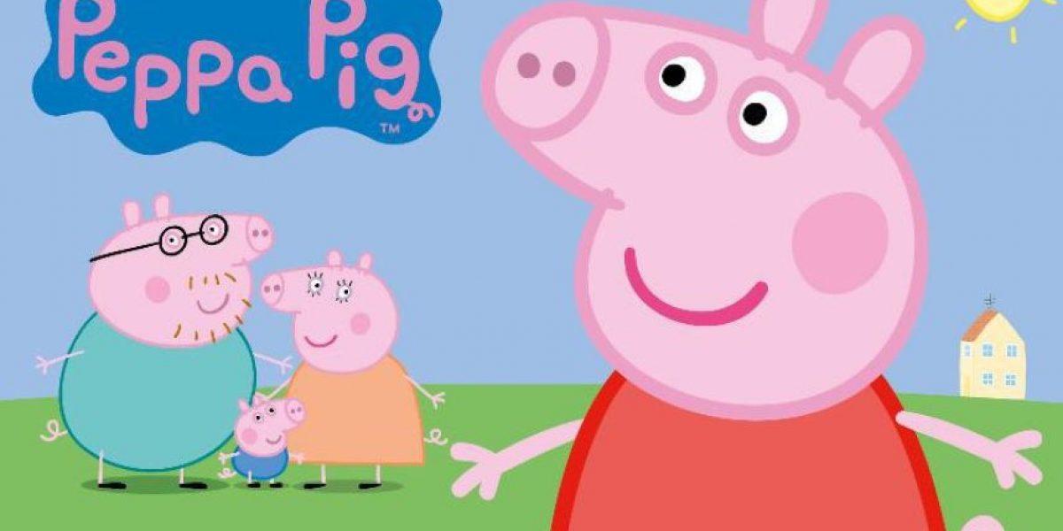 """Este estudio sugiere que """"Peppa Pig"""" no es apta para que los niños la vean"""