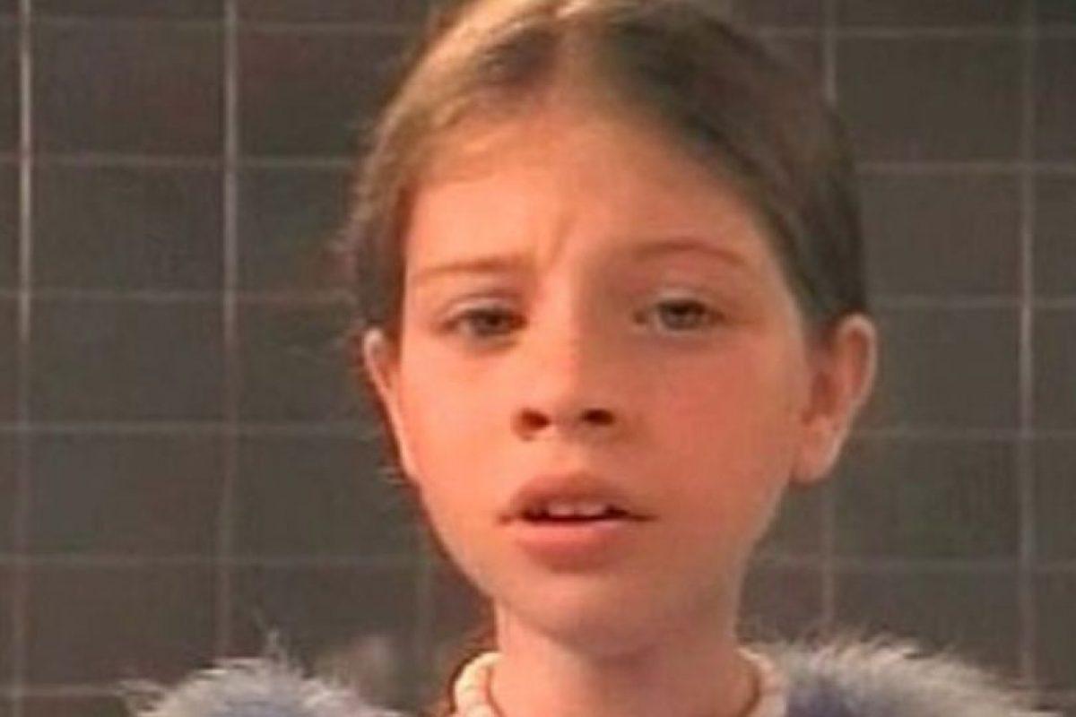 """Así se veía Michelle Tratchenberg en """"Pete & Pete"""". Foto:vía Nickelodeon"""