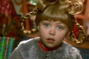 """Taylor Momsen se hizo famosa por """"El Grinch"""". Foto:vía Warner"""