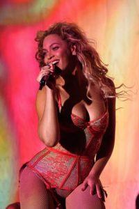 Beyoncé siempre ha sido curvilínea. Foto:vía Getty Images