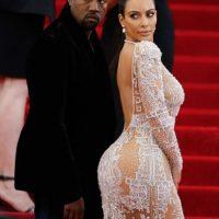 Kim Kardashian ha hecho millones con su trasero. Foto:vía Getty Images