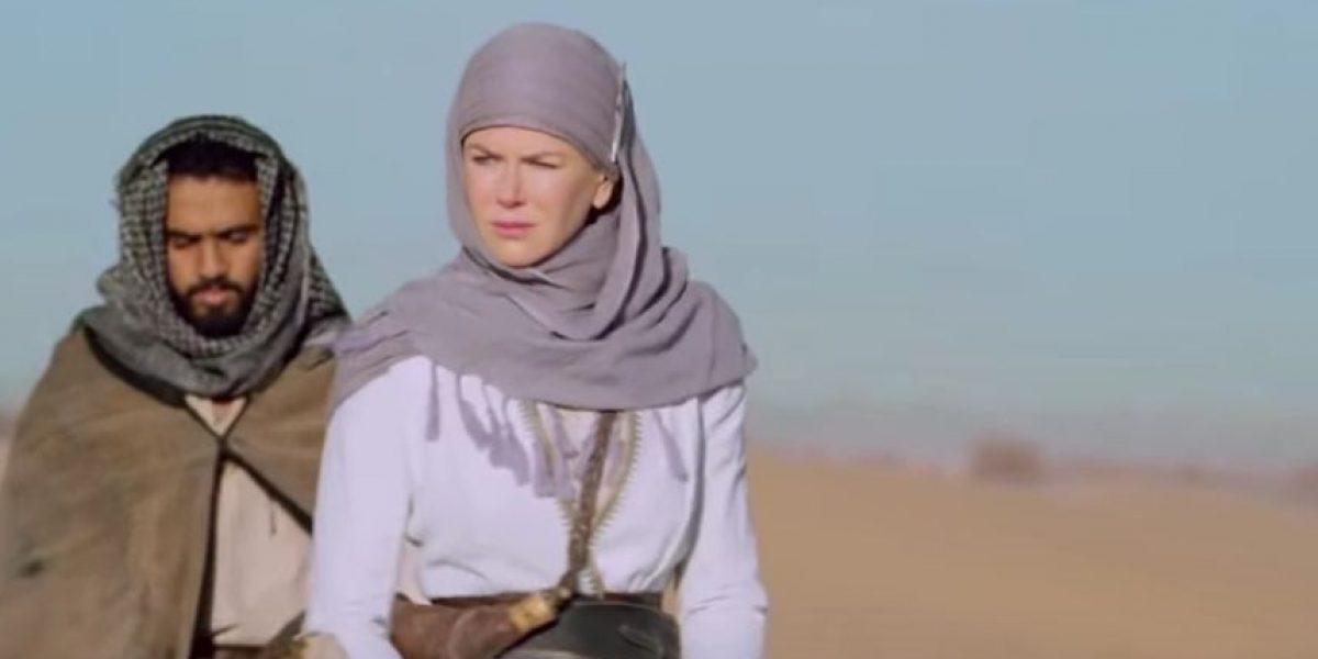 Nicole Kidman muestra de más en su nueva película