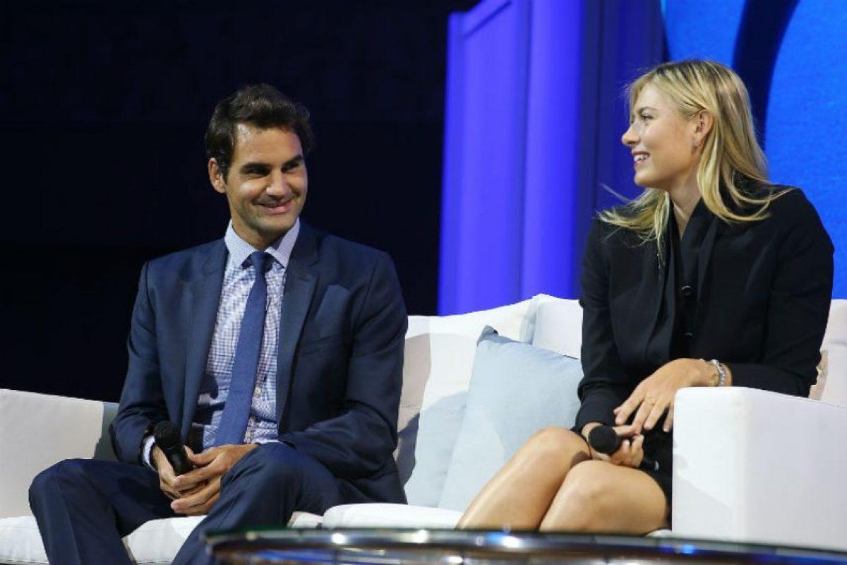 Cayó en cuartos de final del Abierto de Australia con Serena Williams Foto:Getty Images