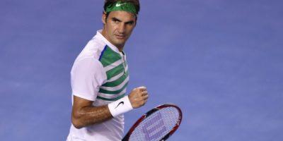 Roger Federer no pudo ante el número 1 de la ATP Foto:AFP