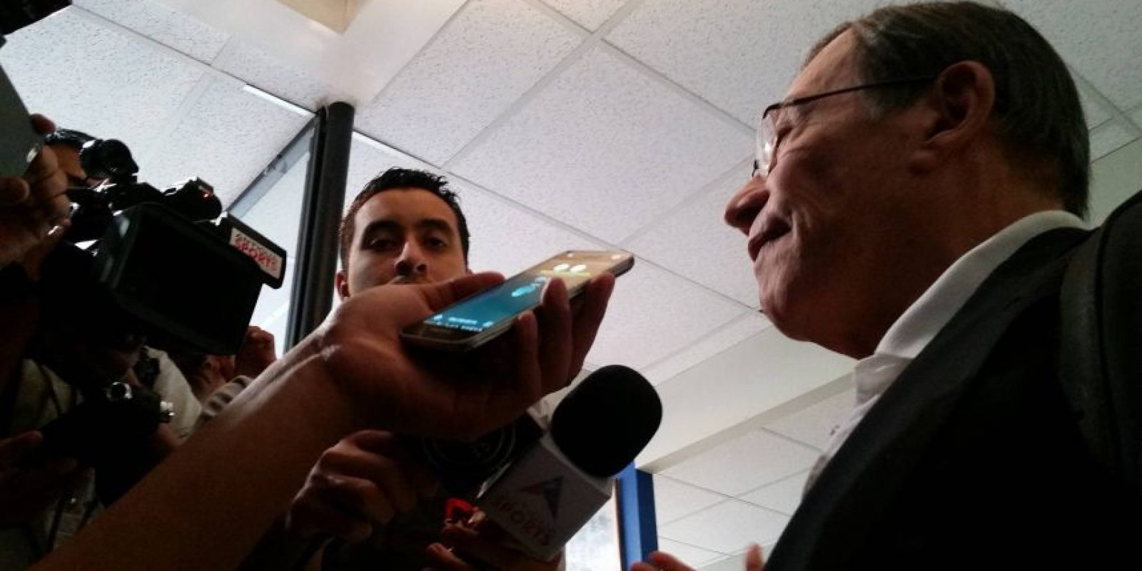 Rafael Arreaga, presidente de la Antigua GFC Foto:Reina Damián