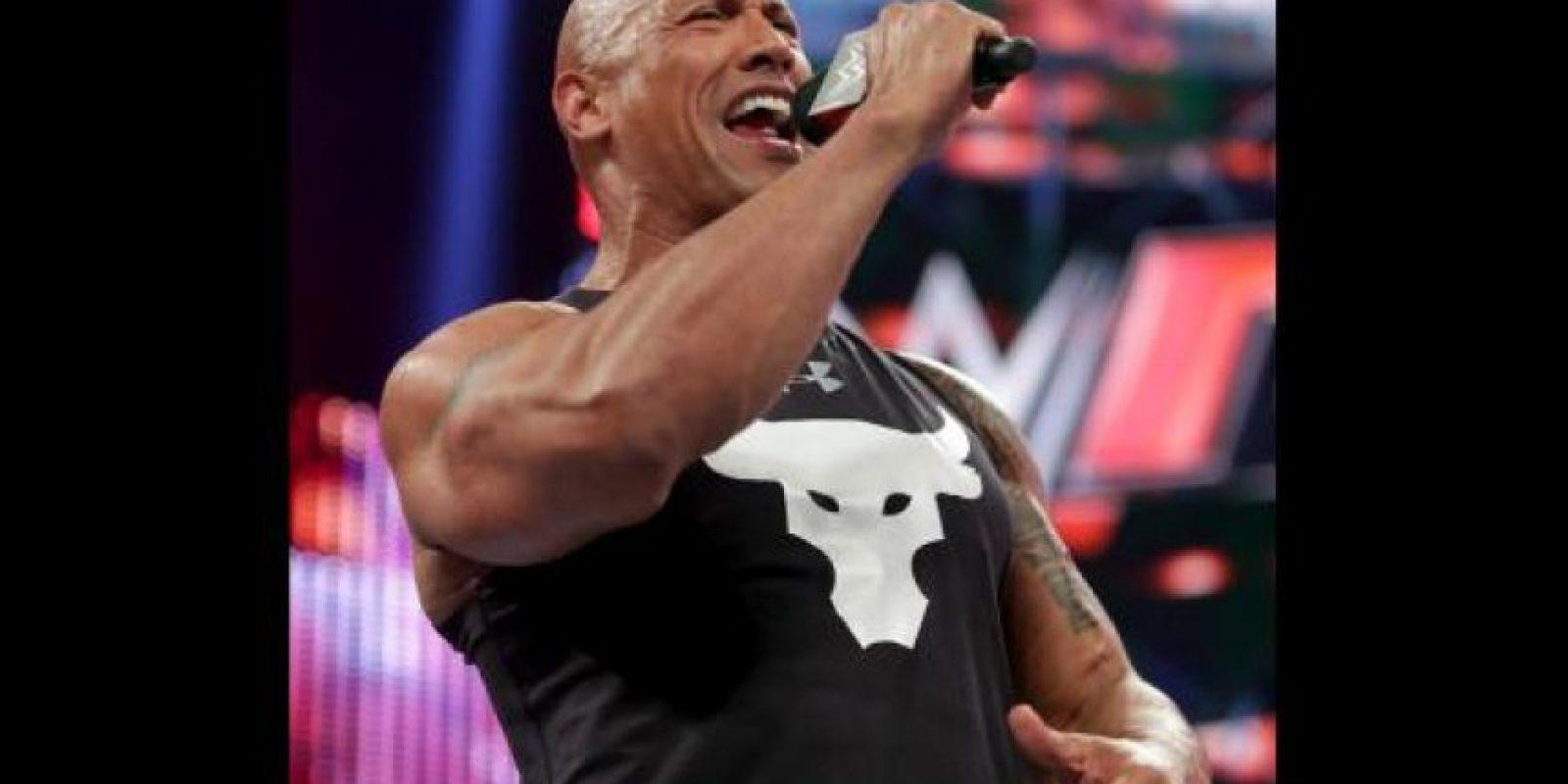 """""""El campeón del pueblo"""" ya confirmó su asistencia al evento Foto:WWE"""
