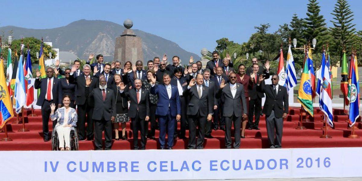 Conoce con qué presidentes se reunió el mandatario Jimmy Morales en Ecuador
