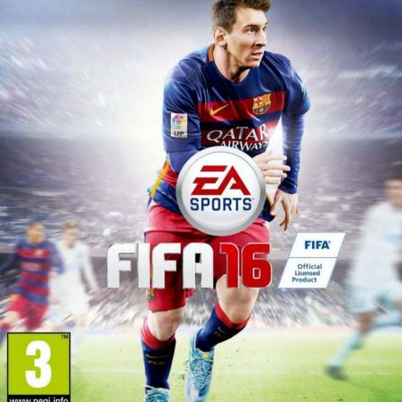 """6- """"FIFA 16"""". 212 millones de dólares. Foto:Electronic Arts"""