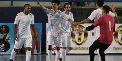 Resultado del partido Guatemala vs. Nicaragua, Eliminatoria Uncaf de Futsal