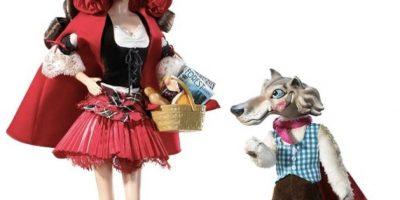 Caperucita roja y su lobo Foto:Mattel