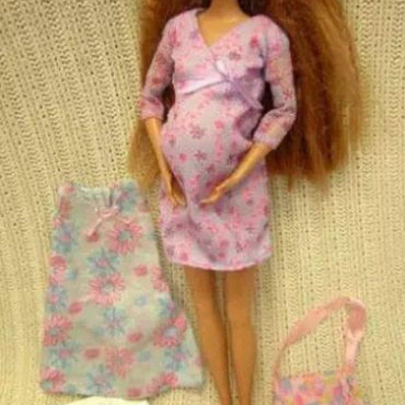Embarazada Foto:Mattel