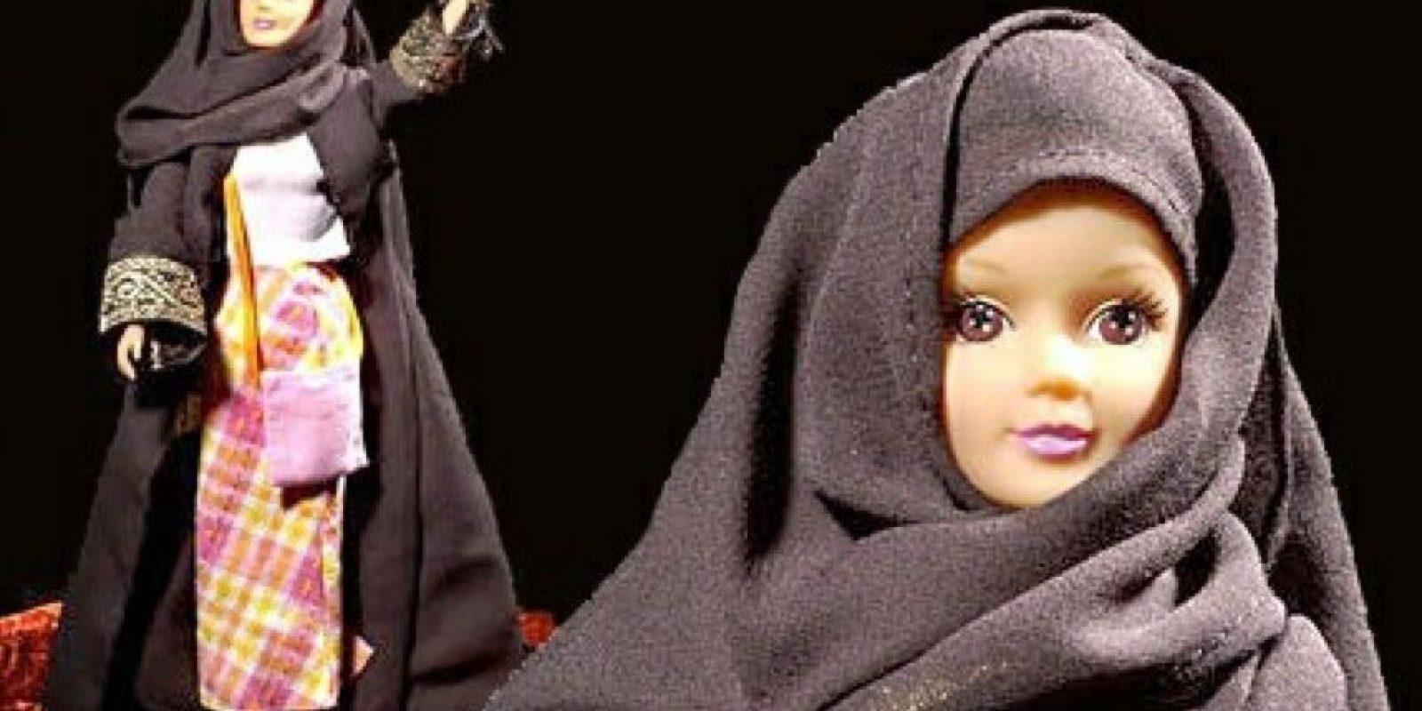 Fulla es la Barbie musulmana. Se creó en 2003. Viene en formato tradicional y con hijab menos ortodoxo para países liberales. Foto:Fulla