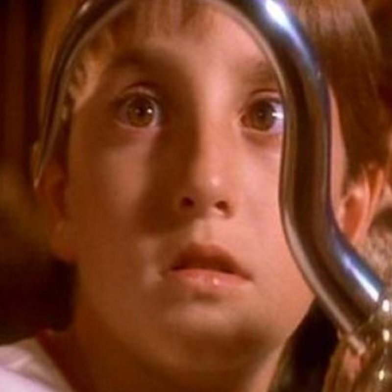 """Charlie Korsmo se hizo famoso en """"Hook"""". Foto:vía Amblin"""
