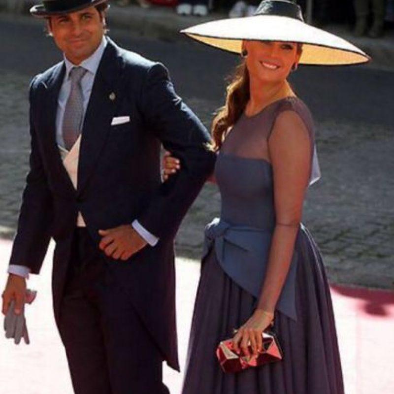Tiene dos hijas: Cayetana y Carmen Foto:Getty Images