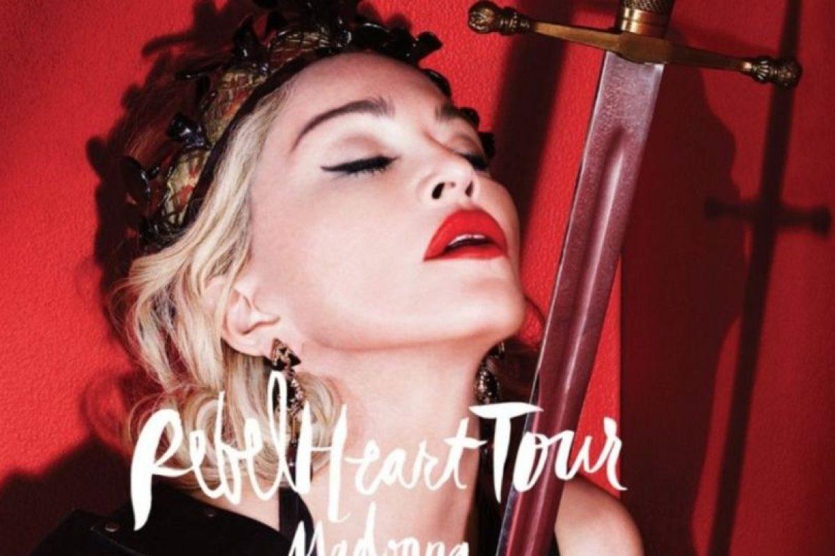 2016 Foto:Madonna.com