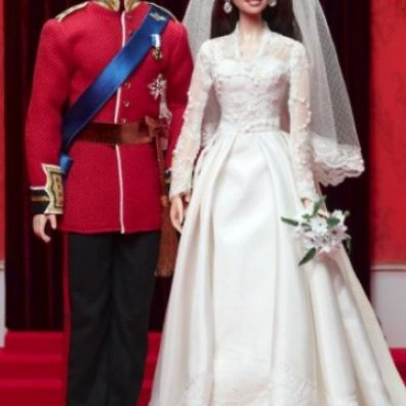 William y Kate Foto: Pinterest