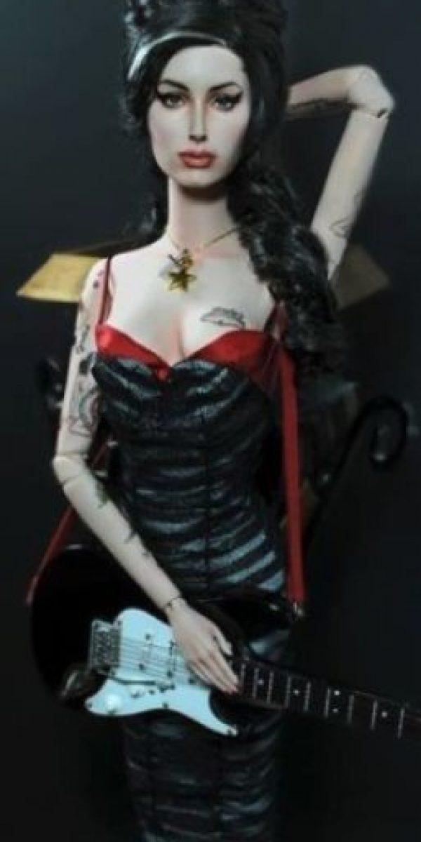 Amy Winehouse Foto:Pinterest