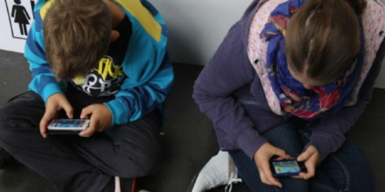 Los videojuegos para smartphones se han convertido en esenciales. Foto:Getty Images