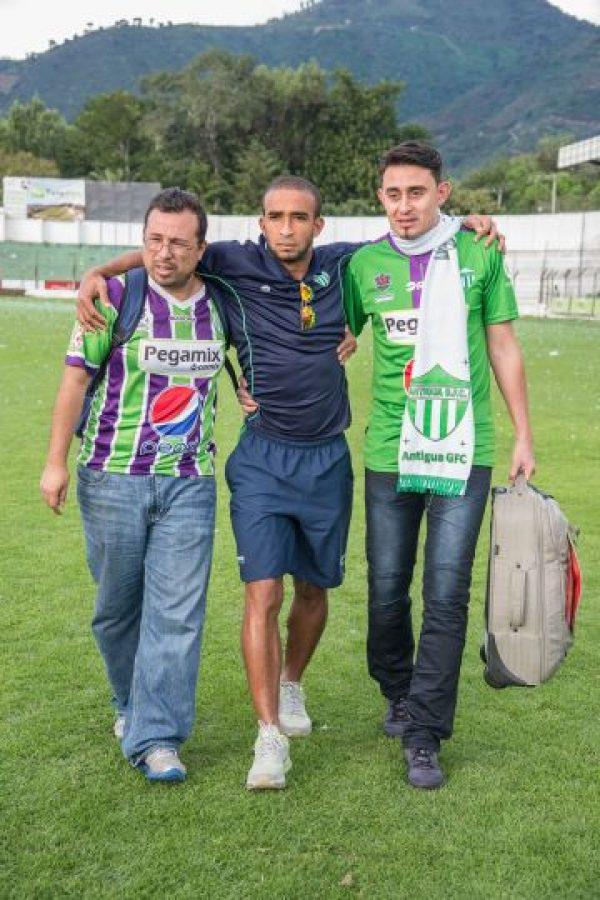 El jugador porteño ha tenido un segundo aire con los coloniales. Foto:Publinews
