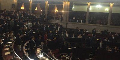 Diputados acuerdan declarar vacante curul de Zamora