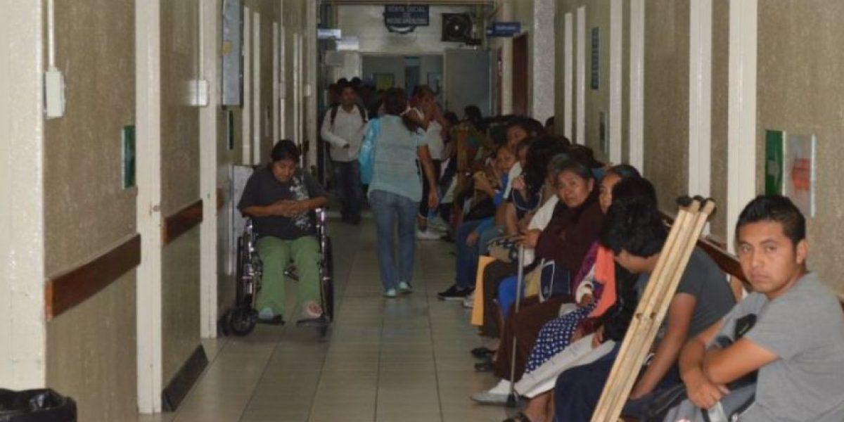 Reo se fuga del interior del Hospital Roosevelt