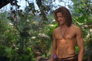 Brendan Fraser era uno de los actores más apuestos de los años 90. Foto:vía Disney