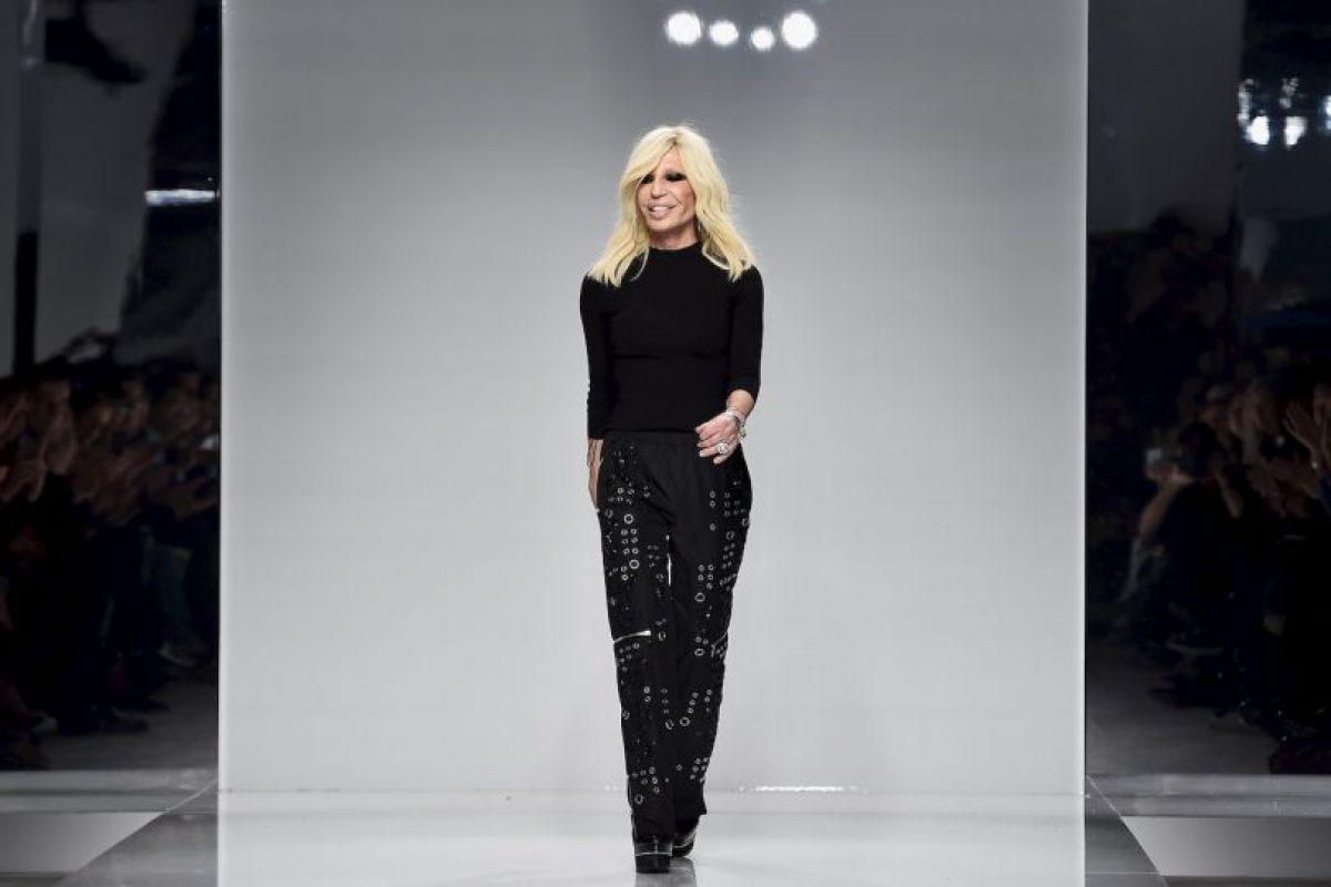 Donatella Versace Foto:Getty Images