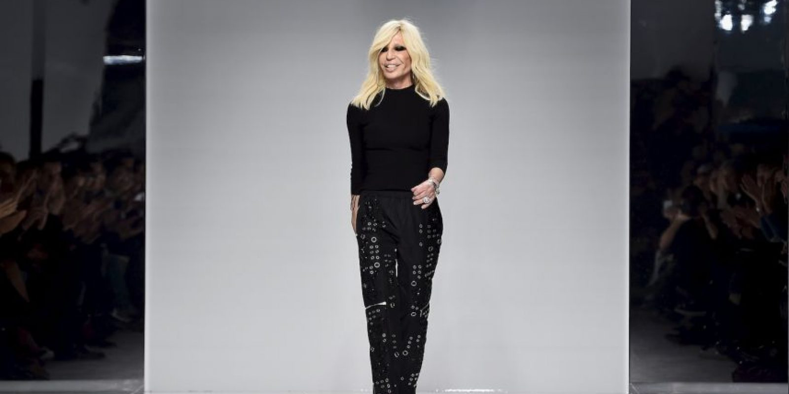 Donatella Versace Foto: Getty Images