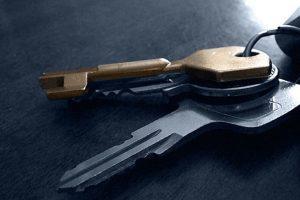 Usen colores vivos en el llavero o lugar donde coloquen las llaves así se harán mas visibles. Foto:Vía Flickr