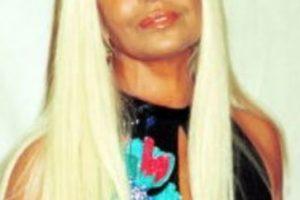 Donatella Versace antes Foto:Getty Images