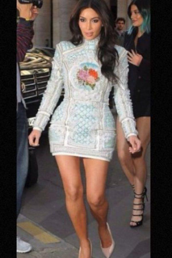 Usado por Kim Kardashian Foto:Getty Images