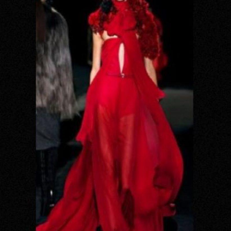 Prenda de Gucci Foto:Getty Images