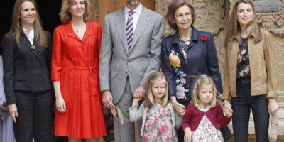 Hermana del rey Felipe VI será juzgada por delito fiscal