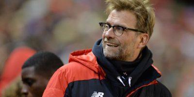 El técnico del Liverpool Jürgen Klopp. Foto:AFP