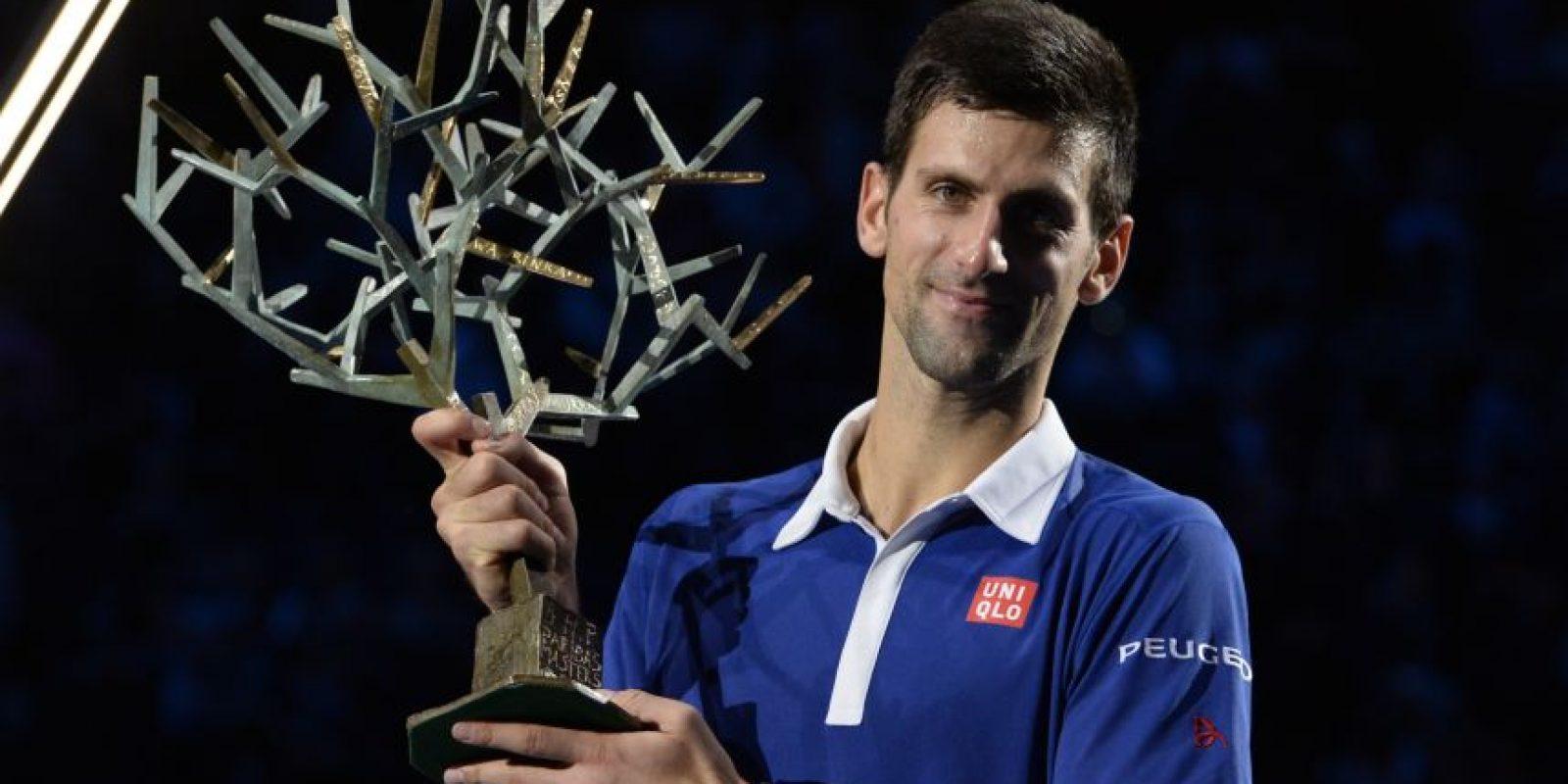 Nole buscará confirmar por qué es el número 1 en el ranking ATP. Foto:AFP