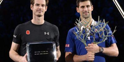 Dos de los mejores tenistas del mundo en la actualidad. Foto:AFP