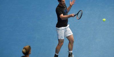 Murray buscará vencer al tenista serbio. Foto:AFP