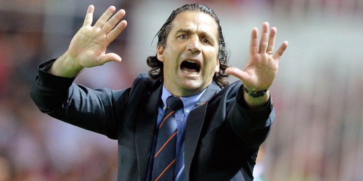 Juan Antonio Pizzi nuevo entrenador de Chile