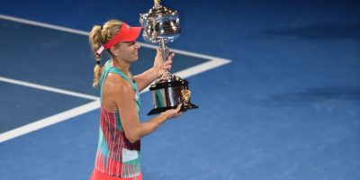 Resultado del partido Serena Williams vs. Angelique Kerber, Final Abierto de Australia 2016